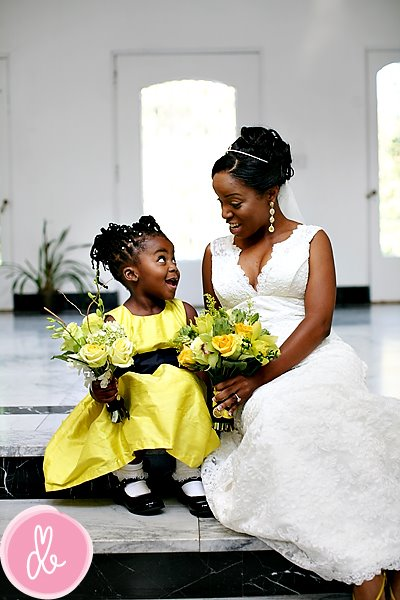 The flower girl dress is the first concern of parents whenever the little