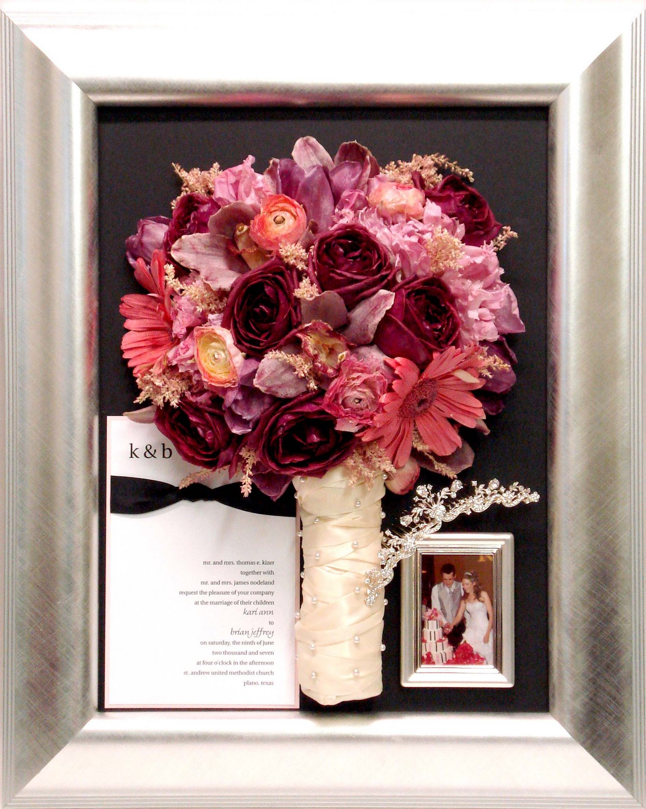 Contemporary What To Do With Bouquet Of Flowers Mold - Wedding and ...