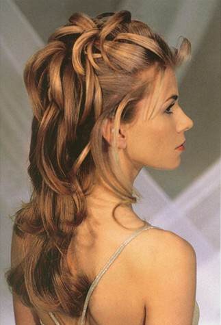 Top 7 Wedding Hairstyles For 2010